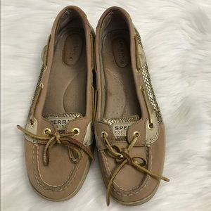 Ladies Sperry loafers
